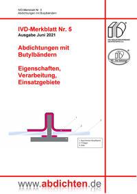 IVD Merkblatt Nr. 5