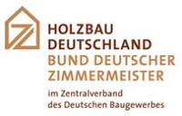Logo Holzbau Deutschland BDZ Bund Deutscher Zimmermeister